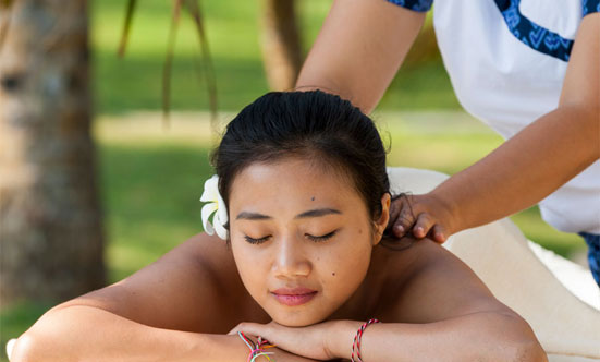 Kelapa Retreat Massage