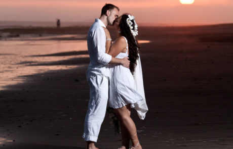 Wedding Blessing and Honeymoon Kelapa Retreat